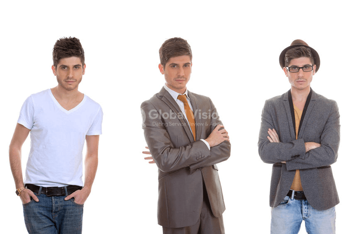 男性のプロフィール写真